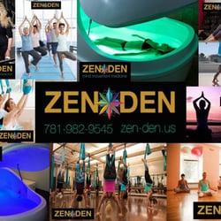 Zen Den - Yoga - 392 Washington St, Norwell, MA - Phone