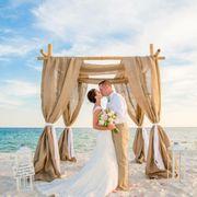 Photo Of Your Dream Beach Wedding Gulf Ss Al United States