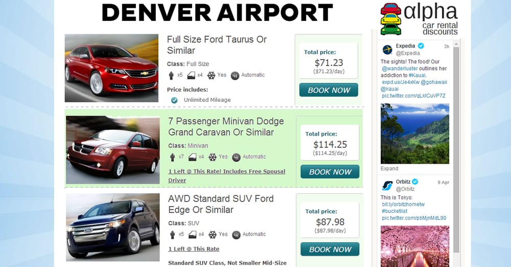 reviews of Oakland International Airport - Rental Car Center