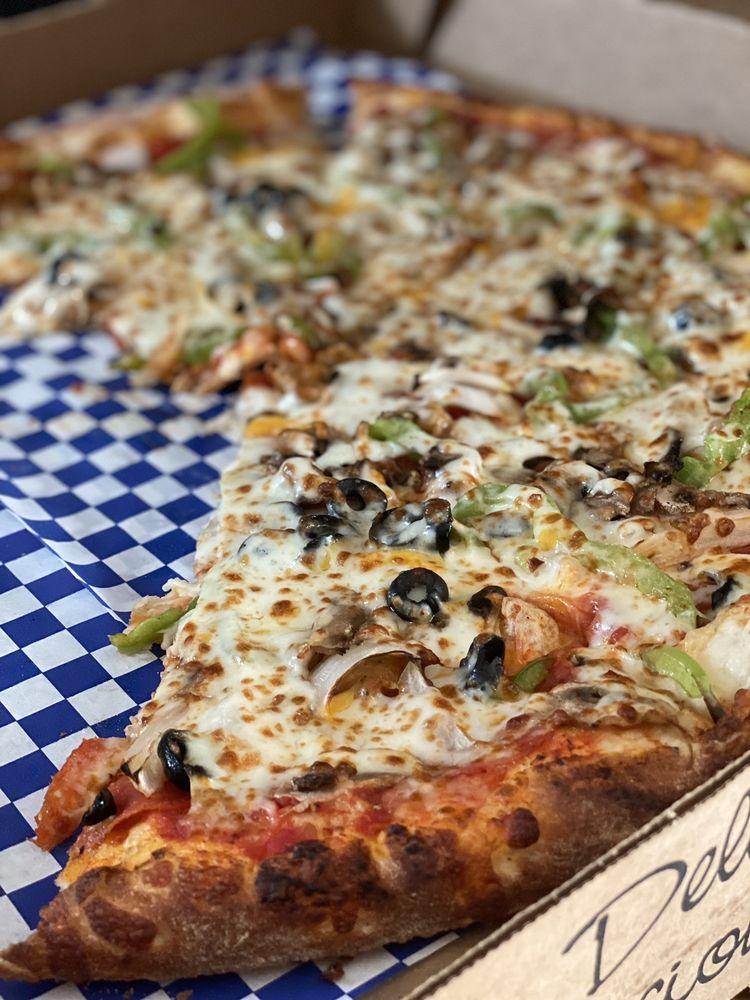 Coloradough Pizza