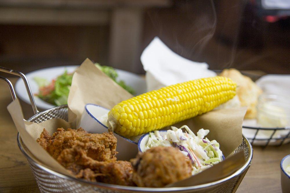 Five Oaks Farm Kitchen: 1638 Pkwy, Sevierville, TN