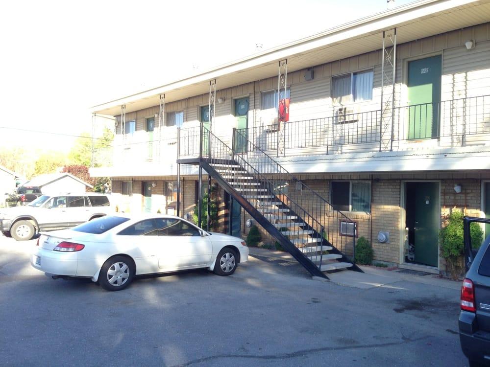 Thunderbird Motel: 1415 S 5th Ave, Pocatello, ID