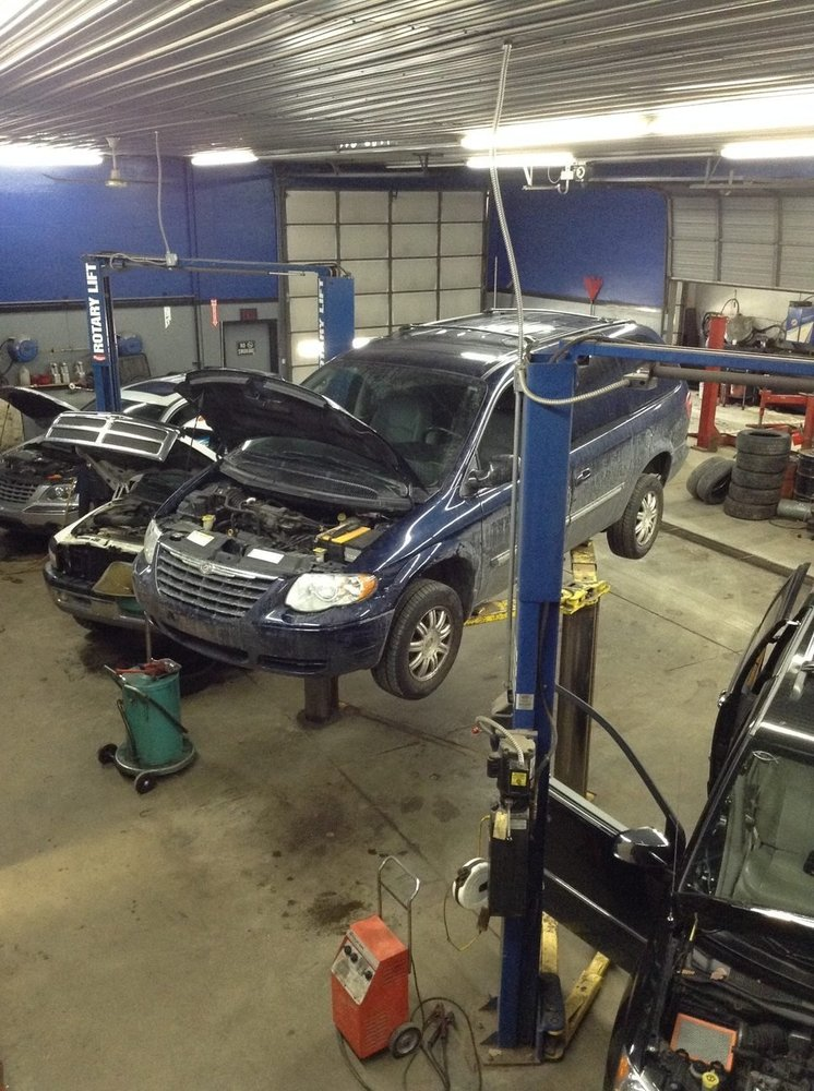 Schroeders Automotive Specialists: 1001 W Park Dr, Huntington, IN