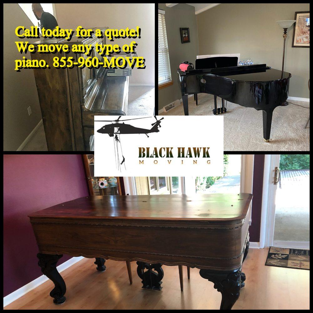 Black Hawk Moving: 3722 Chestnut Pl, Denver, CO
