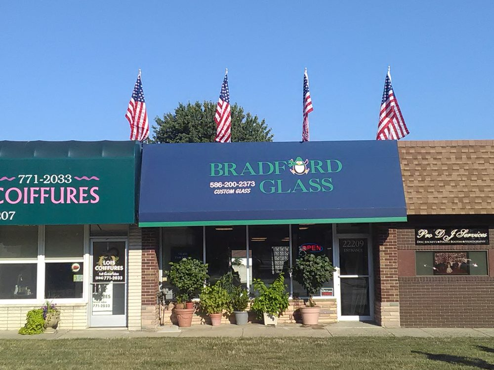Bradford Glass: 22209 Greater Mack Ave, Saint Clair Shores, MI