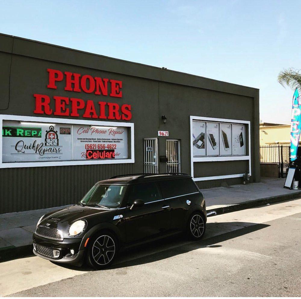 Quik Repairs: 9621 California Ave, South Gate, CA