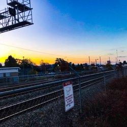 Union Pacific Railroad - Train Stations - 19th & SE Holgate