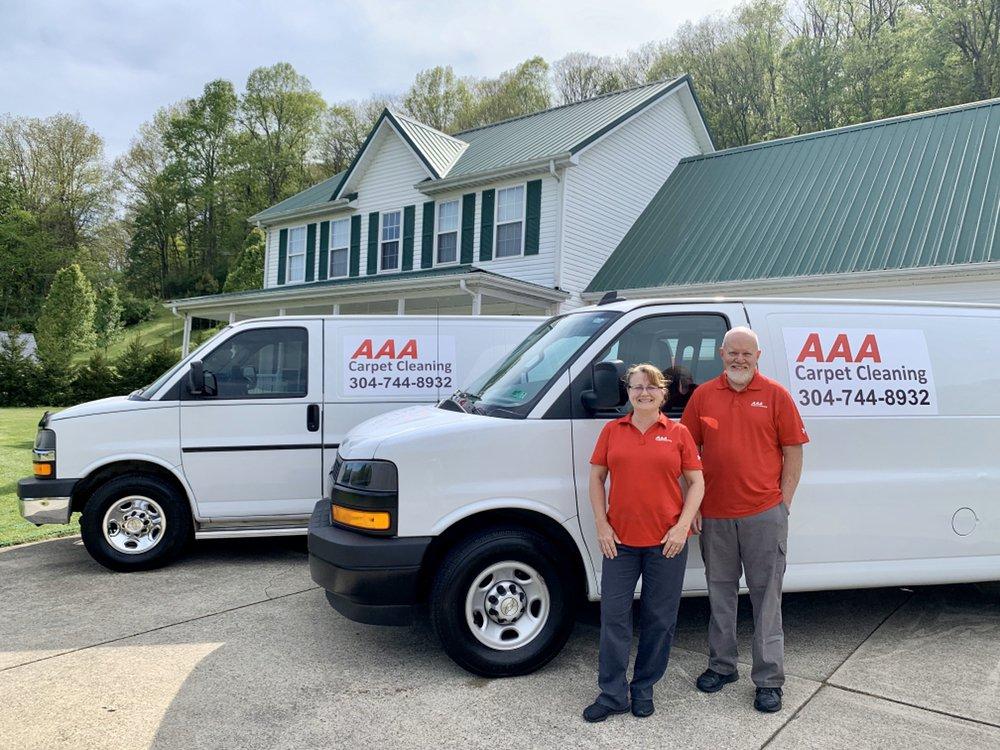 AAA Carpet & Upholstery Cleaning: 3925 Hurricane Creek Rd, Hurricane, WV