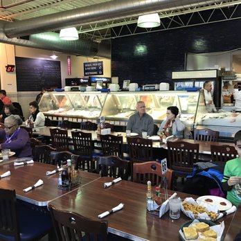 Boston fish market 847 photos 494 reviews seafood for Boston fish market des plaines illinois