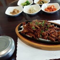 Korean Garden Restaurant Junction City Ks