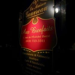 Pâtisserie Chocolaterie aux Bienfaits, Rimouski QC Ourbis