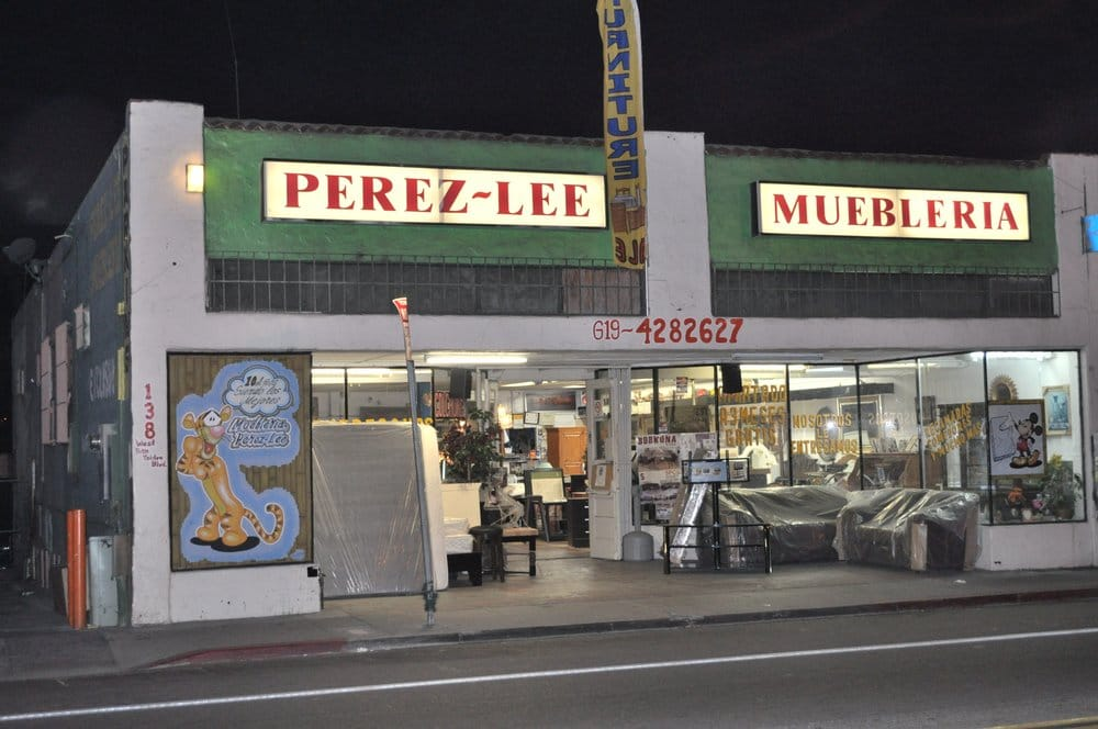 Perez Lee Furniture Furniture Stores 138 W San Ysidro