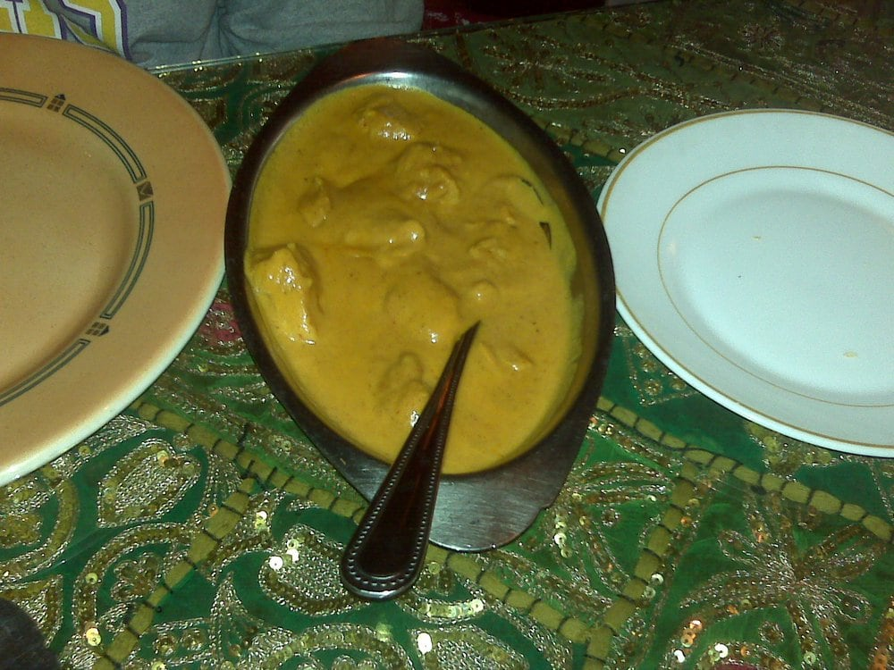 Chicken coconut curry yelp for Anarkali indian cuisine