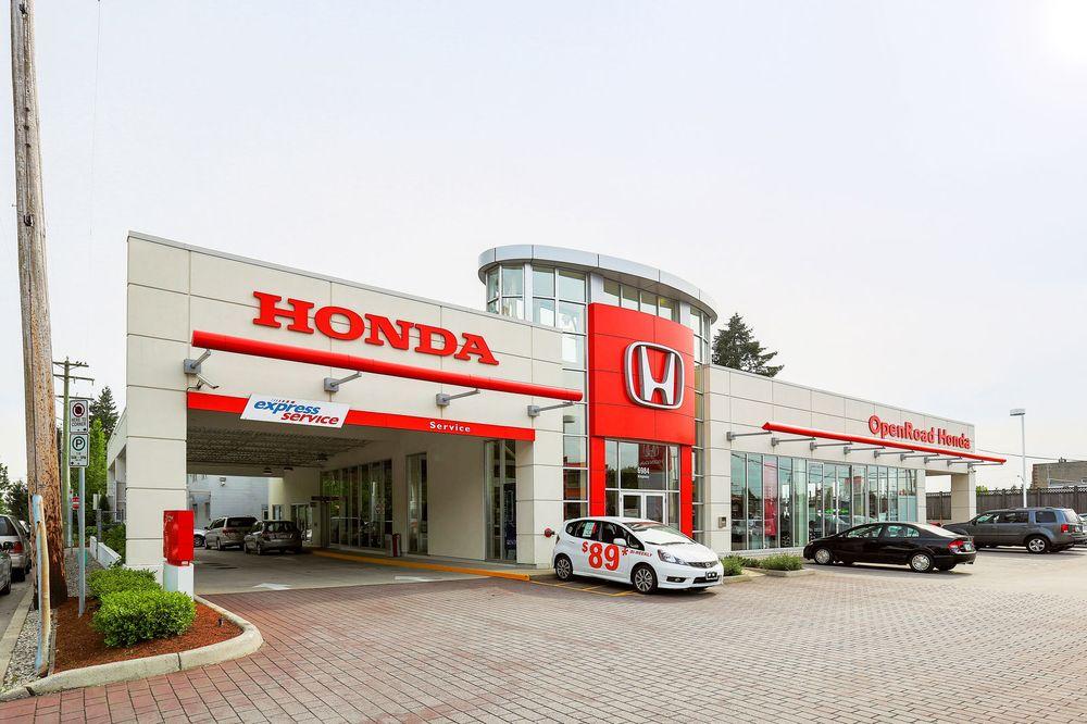 Openroad honda 14 photos garages 6984 kingsway for Honda 800 number