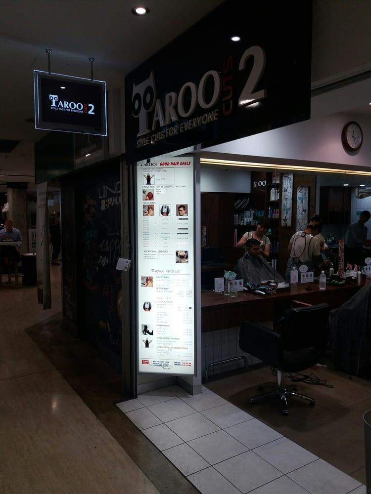 Taroo cut hair salon hair salons 7 hunter st sydney for Sydney salon