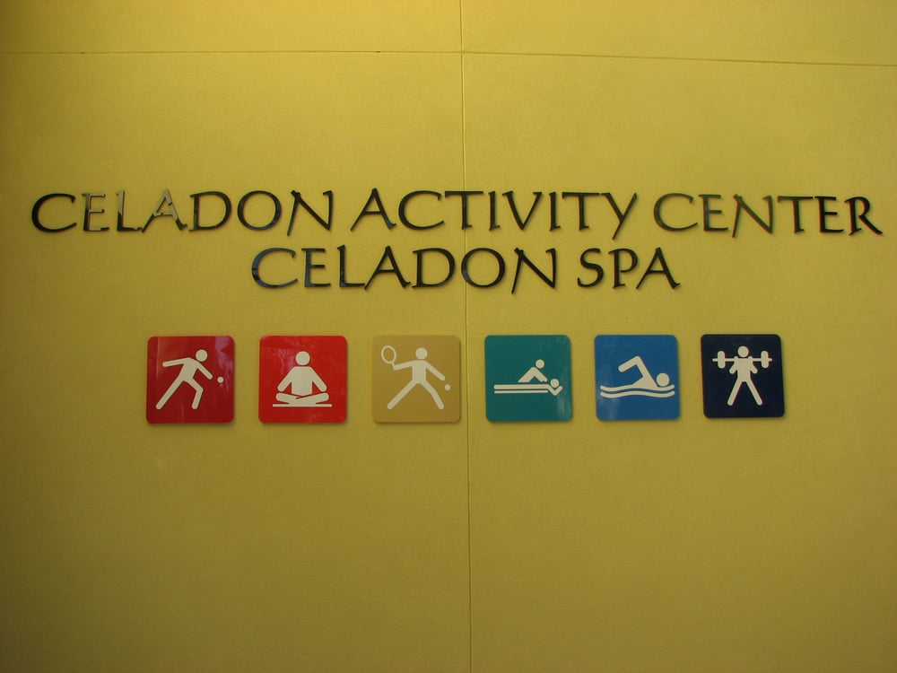 The Spa at Celadon Club