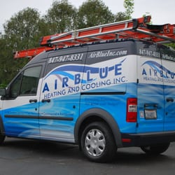 Photo Of Air Blue Heating Cooling Wheeling Il United States