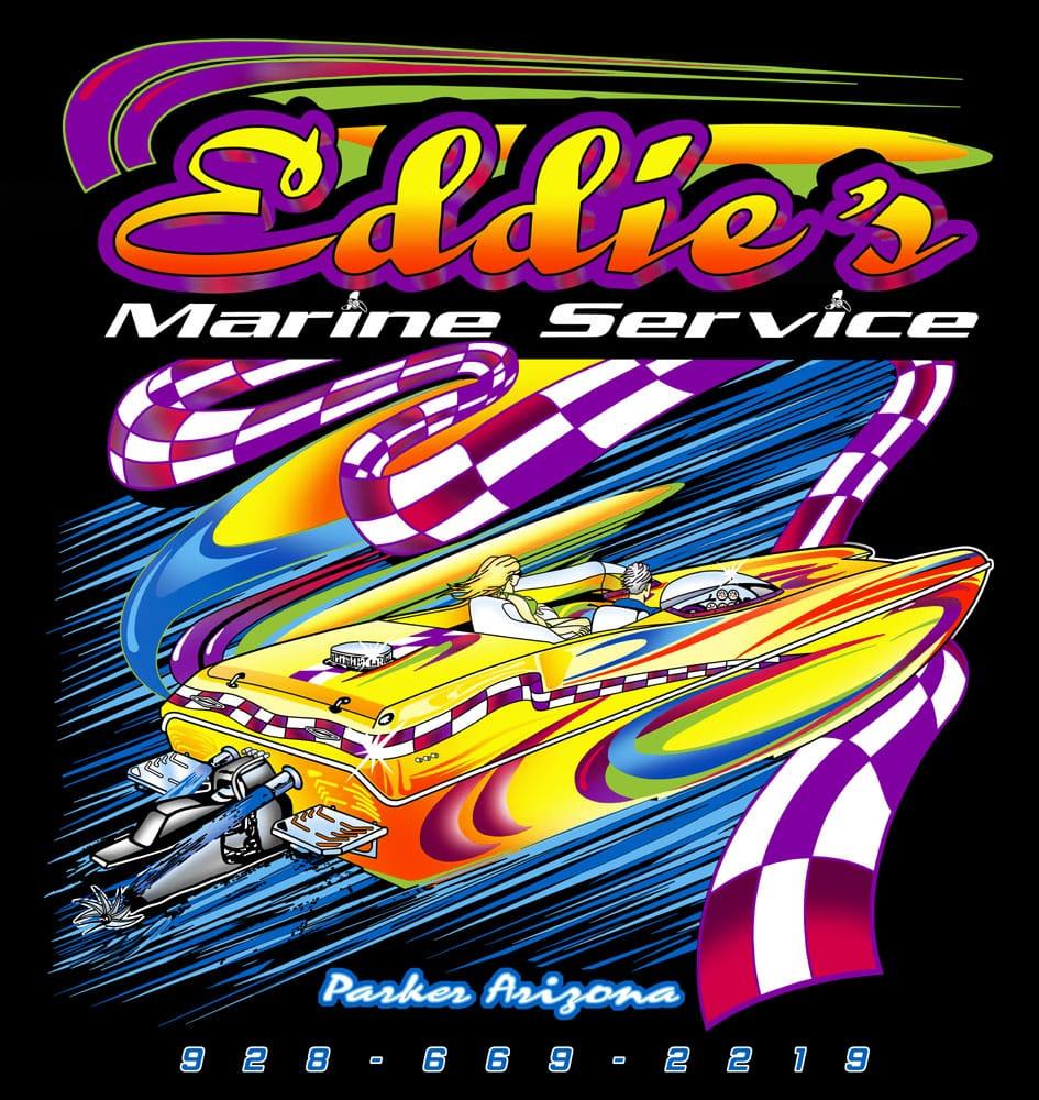 Eddie's Marine Service: 417 S California Ave, Parker, AZ
