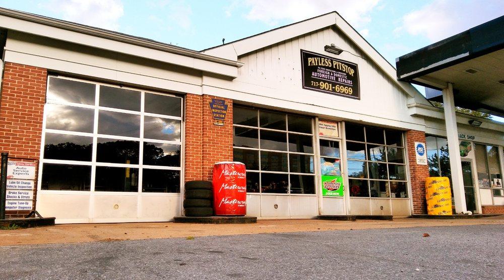 Payless Pitstop: 760 Eisenhower Blvd, Harrisburg, PA