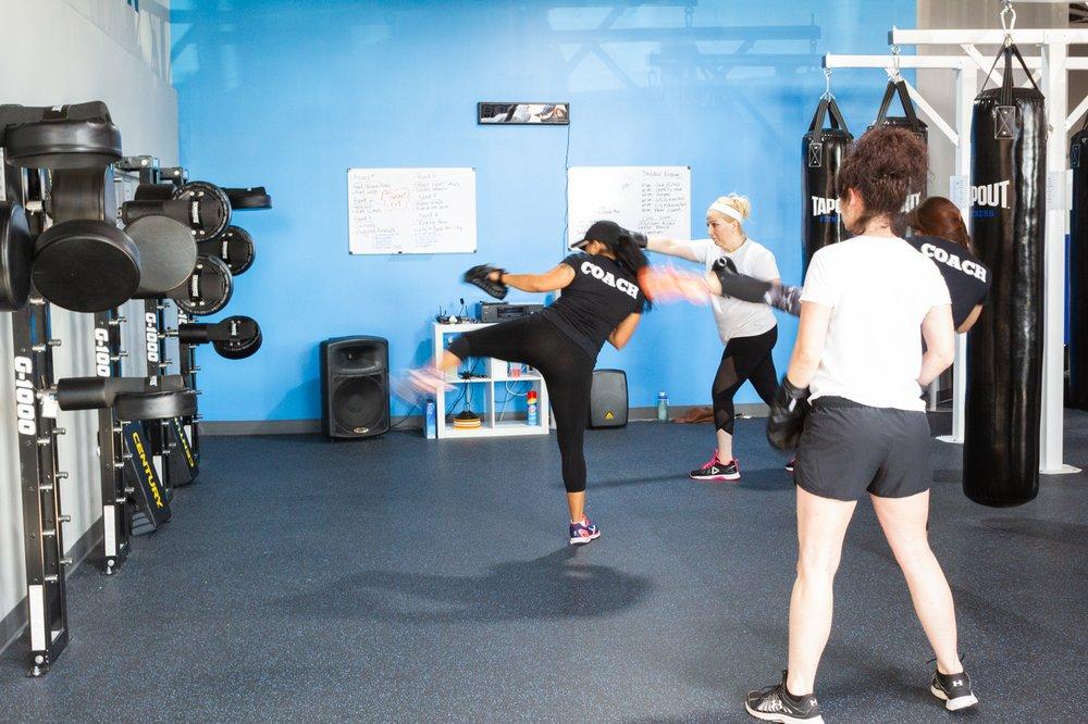 Tapout Fitness - San Antonio