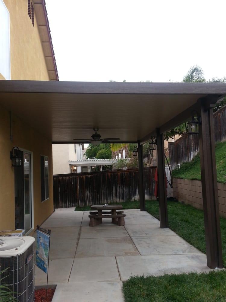 Photo Of Mr Patio Cover U0026 Rain Gutters   Corona, CA, United States.