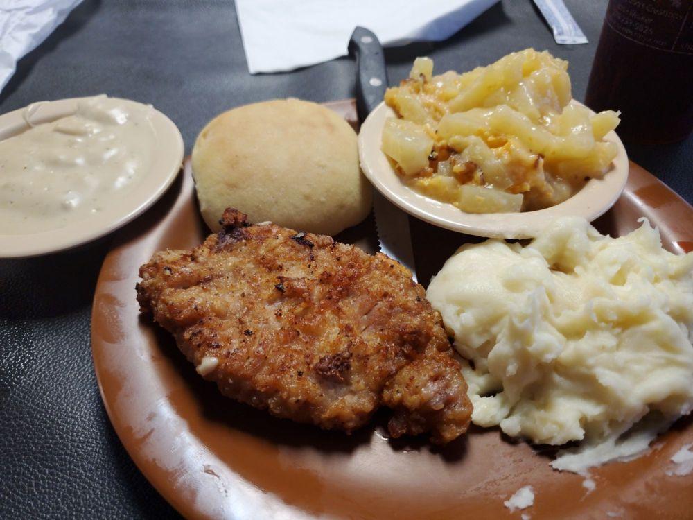 County Line Cafe: 956 E Stuart Dr, Galax, VA