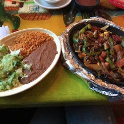 Photo Of El Grand Patron Sandusky Oh United States Veggie Fajitas