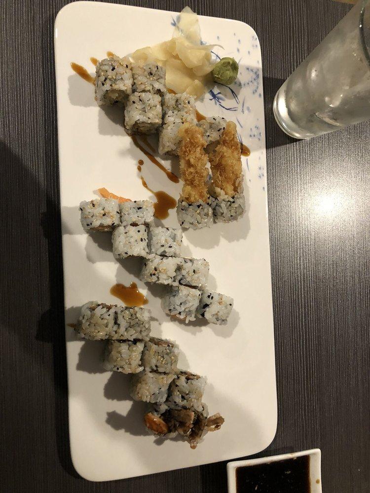 Sushi Zento & Grill: 1061 A1A Beach Blvd, St. Augustine, FL