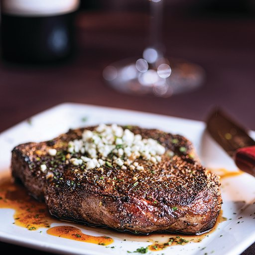 Perry's Steakhouse & Grille - Uptown Dallas