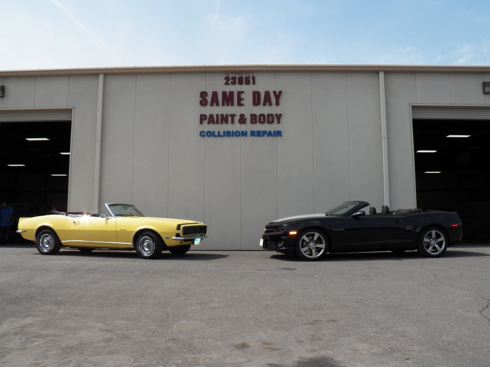 photos for same day auto body and paint yelp