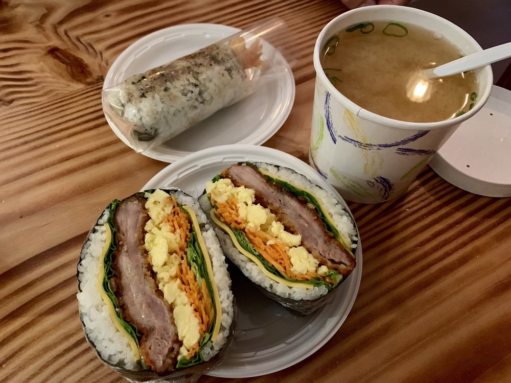 Food from 969 NYC Coffee