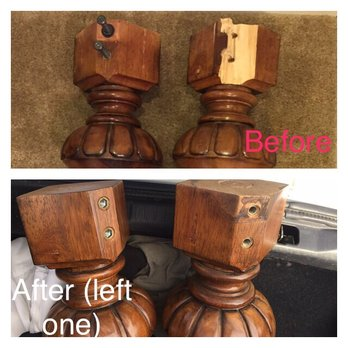 Le S Furniture Repair And Wood Work 495 Photos 42 Reviews