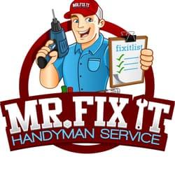 Mr Fix It Handyman Service Handyman 2111 Wildfel Way