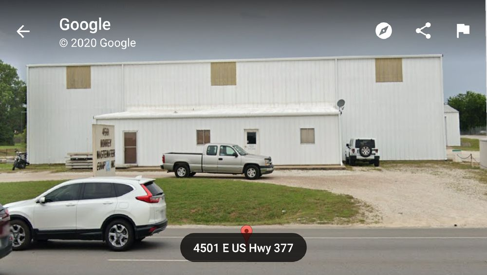 Mowrey Wastewater Equipment: 4501 E Highway 377, Granbury, TX
