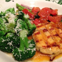Photo Of Olive Garden Italian Restaurant   Burnsville, MN, United States.  Apricot Chicken
