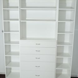 Charmant Photo Of Closettec   Port Washington, NY, United States. Custom Closet With  Drawers