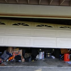 Photo Of GS Overhead Systems   Novato, CA, United States. Emergency Garage  Door