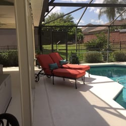 Photo Of Palm Casual Patio Furniture   Orlando, FL, United States. Two  Chaise