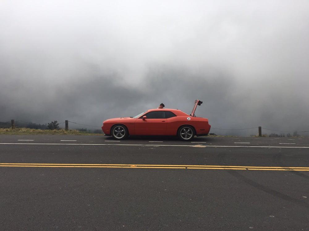 Rental Car Maui Review