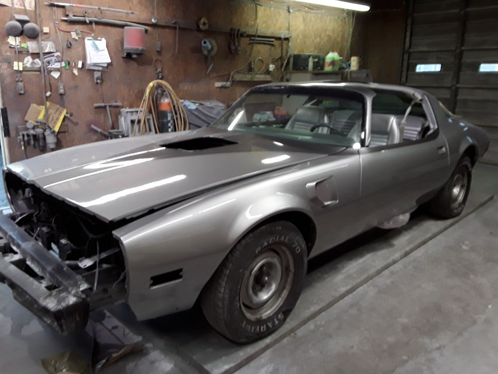 Oliver Auto Body and Restoration: Redkey, IN