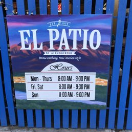 Photo Of El Patio De Albuquerque   Albuquerque, NM, United States