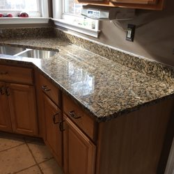 Great Photo Of TR Granite   Chantilly, VA, United States. Giallo Fiorito Granite 2