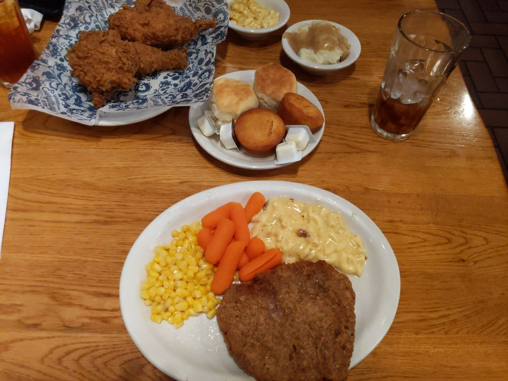 Cracker Barrel Old Country Store: 5341 US Hwy 19, New Port Richey, FL