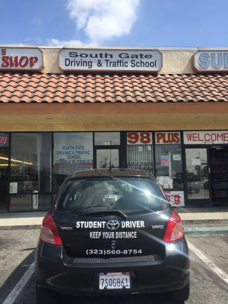South Gate Driving & Traffic School: 8046 Atlantic Ave, Cudahy, CA