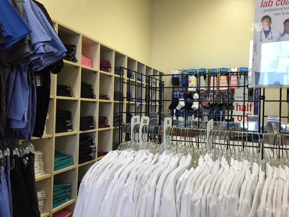 Life Uniforms: 1400 Willowbrook Mall, Wayne, NJ
