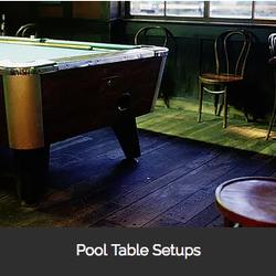 Milwaukee Pool Table Movers Pool Billiards Franklin WI - Milwaukee pool table movers