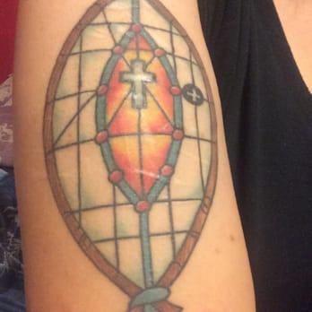 Notre Dame Tattoos Of Pilar V 39 S Reviews Sun City Yelp