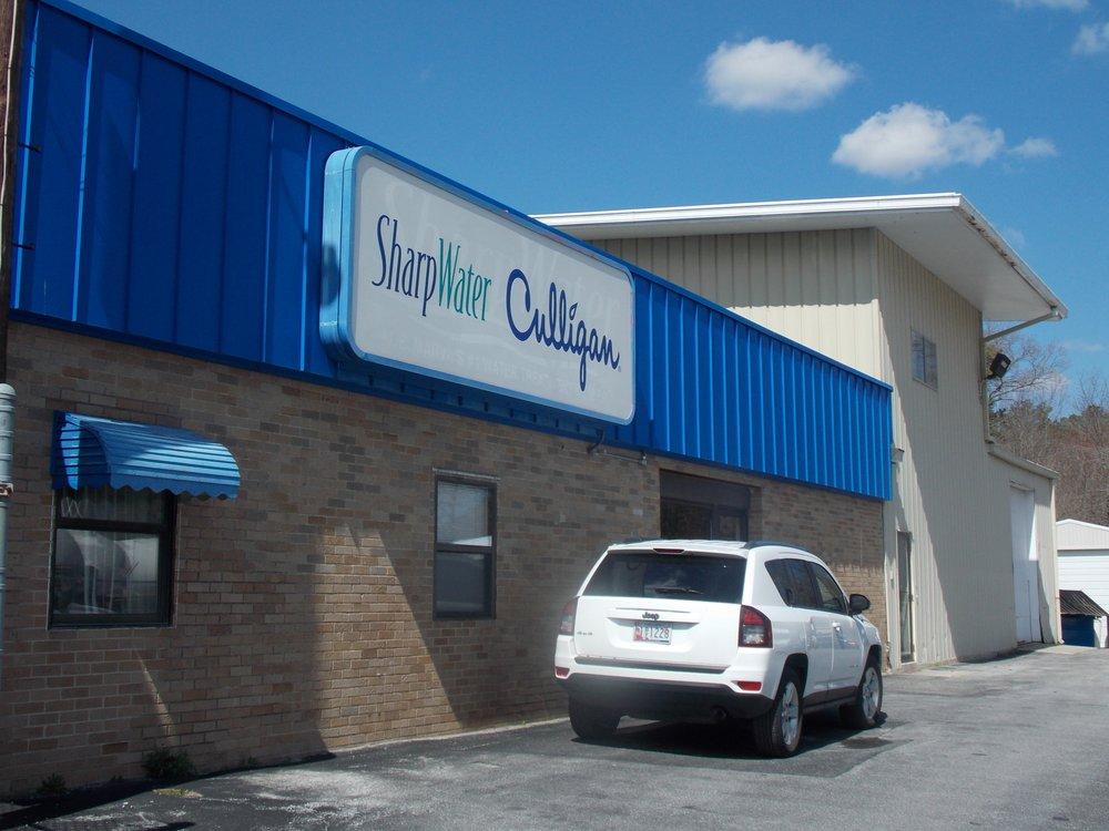Sharp Water Culligan: 129 Columbia Dr, Salisbury, MD