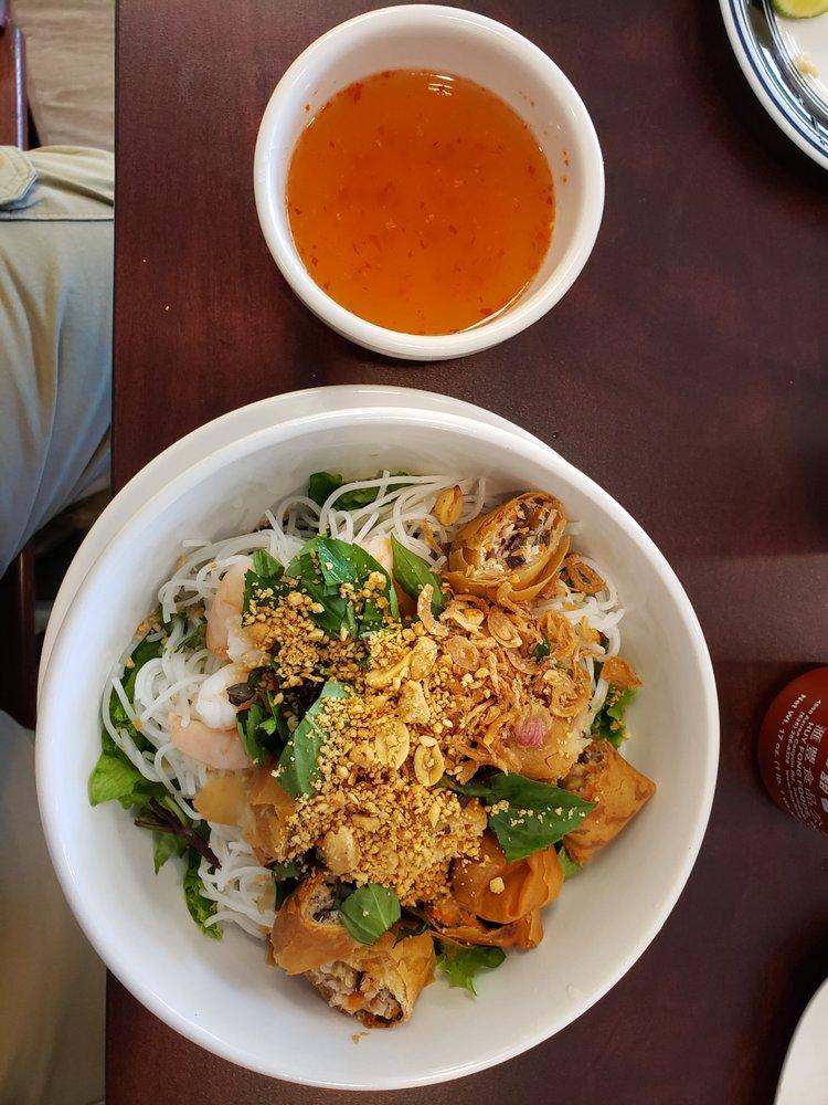 Saigon Vietnamese Noodle & Hibachi Grill: 3409 S Church St, Burlington, NC