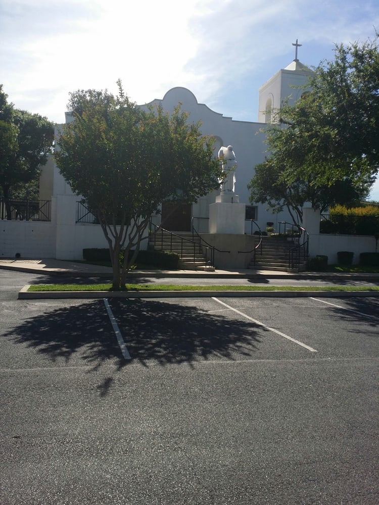 St Anthony of Padua Church: 102 Lorenz Rd, San Antonio, TX